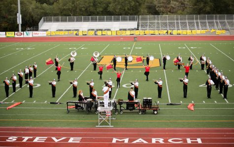 Band starts off season on a high note