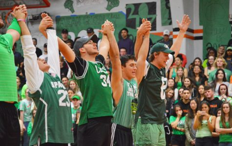 PHOTO: Seniors take home gold in Clash of the Classes