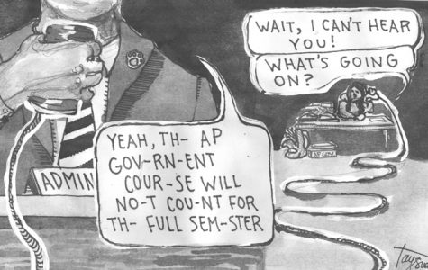 LITTLEJOHN: AP Gov deserved clearer communication