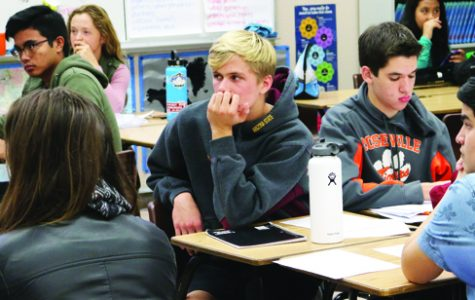 Gov students continue weighted credit push