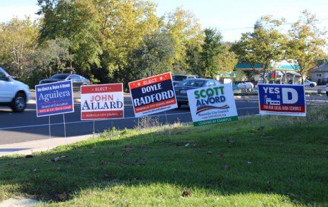 School-centric items hit local ballot