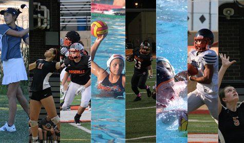 DEPORTES: Los diez mejores atletas de la temporada