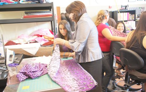 Fashion merchandising on hiatus until at least '18