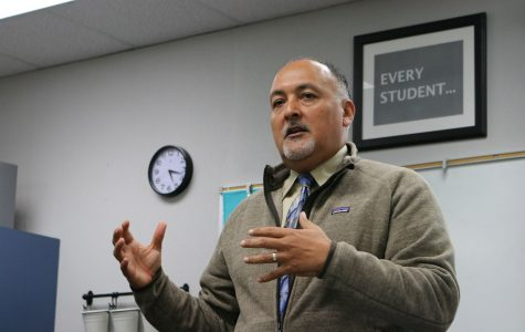 District team looks to alter grading policy