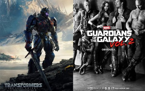 TRAILER WATCH: Reporters break down 'Guardians,' 'Transformers' trailers