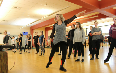 Dance program founder returns from retirement