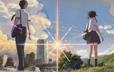 FOREIGN FRIDAYS: 'Your name' contends with animated Japanese classics