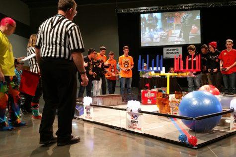 Robotix club competes in Regional Championship