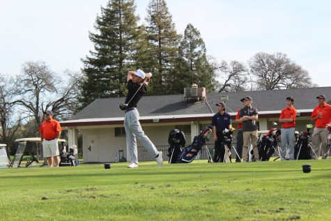 """Senior Jake Littlejohn named First Tee """"Player of the Year"""""""