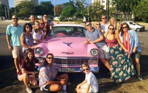 Crabtree experiences Cuban culture firsthand