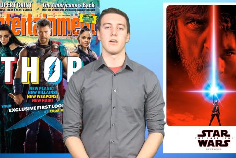 TRAILER WATCH: Preston Walter analyzes recent 'Thor,' 'Star Wars' previews