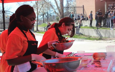 Culinary students sharpen skills through professional competition