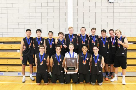 VOLLEYBALL: Varsity boys claim NorCal title