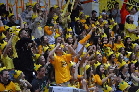 GALLERY: Students play in final rally games, seniors celebrate graduation