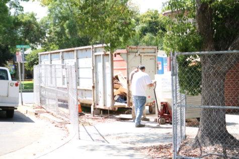 $1.8 millones de renovaciones del campus cerca de finalización