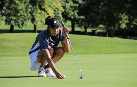 Golf on pace for another title win