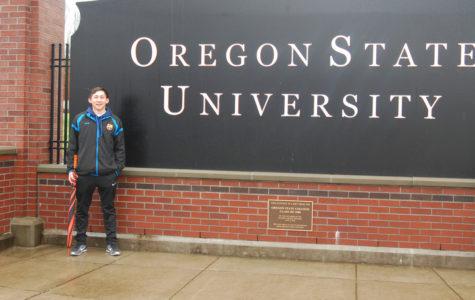 DEPORTES: Estudiante Ness se ha comprometido con OSU