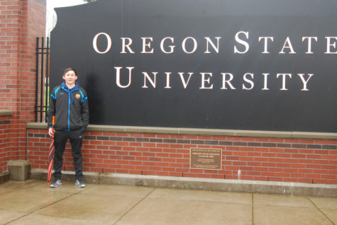 Senior Keegan Ness commits to Oregon State for soccer