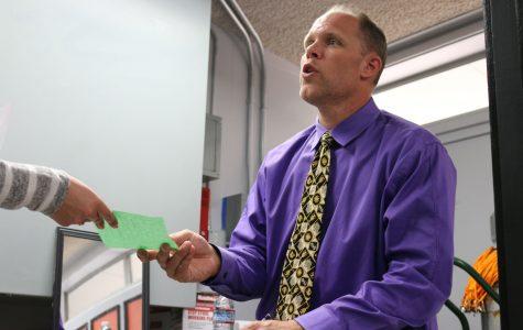 NOTICIAS: El nuevo director de actividades a traído una nueva visión para gobierno estudiantil