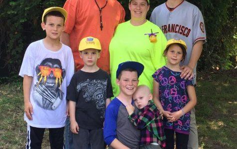 Senior Travis Pavao, family unite in response to sickness