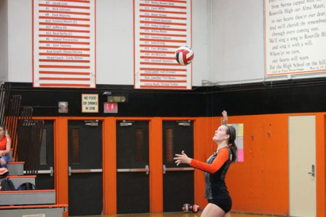 VOLLEYBALL: Tigers sweep Ponderosa, freshman and JV remain undefeated
