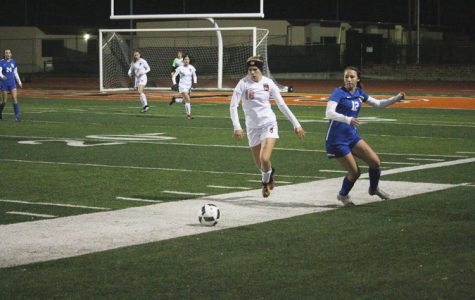 WINTER TEAMS BALL OUT: Girls soccer
