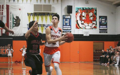 BASKETBALL: Tigers defeat Cosumnes on Casaba night