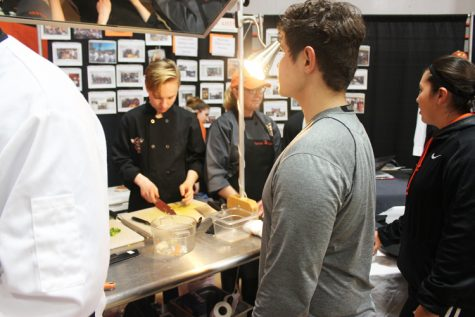 GALLERY: Students display their work at elective showcase