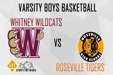 LIVESTREAM: Roseville takes on Whitney in vital matchup against league leader