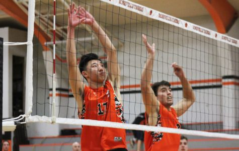 VOLLEYBALL: Seeking redemption