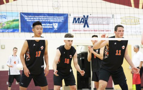 VOLLEYBALL: Boys sweep Whitney, win SJS Section Championship
