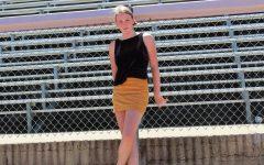 FASHION: Senior Delaney Grimes