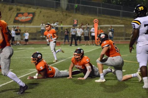 FOOTBALL: Varsity falls in 28-20 defeat against Rio Linda