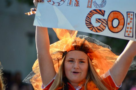 GALLERY: Campus, community rallies for 100th anniversary of Homecoming