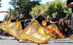 Tiger Band, Color Guard win at Oakmont Field Festival