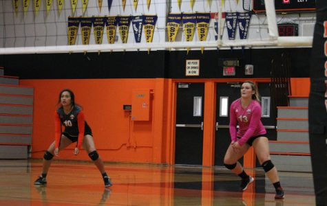 VOLLEYBALL: Varsity girls outscore Antelope Titans
