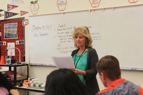 Ausencia de profesores afecta la performancia estudiantíl