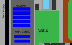 Solar panel installations slated for GBHS lots