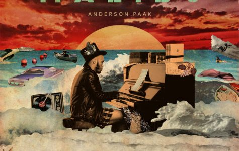"Reporter Favorites: Anderson Paak's album ""Malibu"" packs a punch"