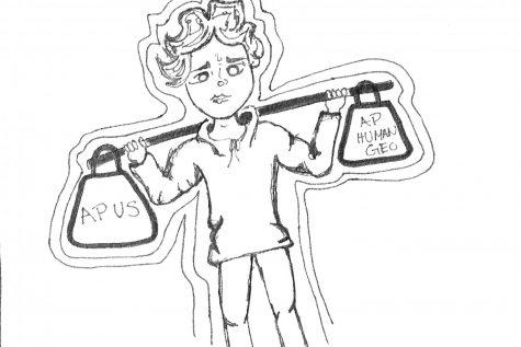 AP Human Geo faulty prep for APUSH
