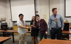 Academic Decathlon team wins Placer County tournament