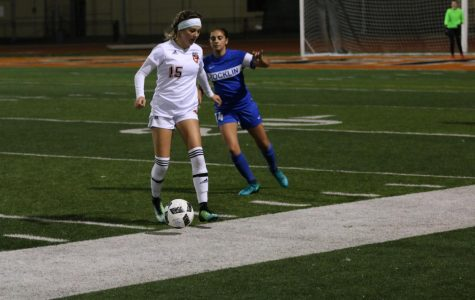 Girls Soccer defeated by Ponderosa