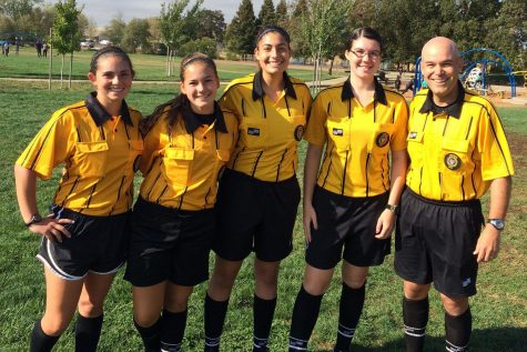 Senior's soccer talent goes beyond uniform