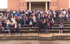 RHS students participate in national school walkout