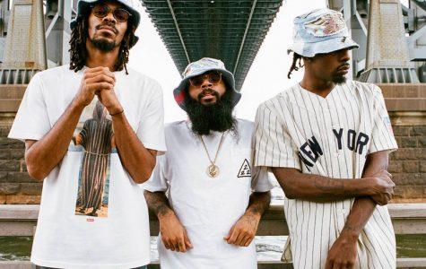 East coast rap group Flat Bush Zombies captures lighting in a bottle