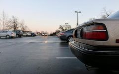 Berry Street parking lot receives additional spots