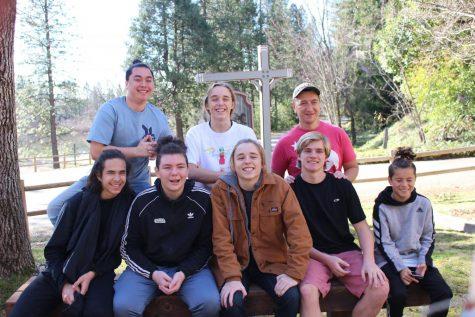 Students volunteer, develop and strengthen bonds