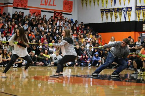 "GALLERY: ""The Ninjas"" come out on top of Senior Olympics"