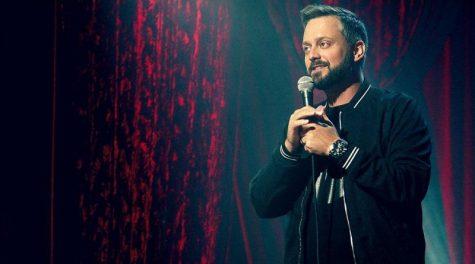 Comedian Nate Bargatze picks up heat