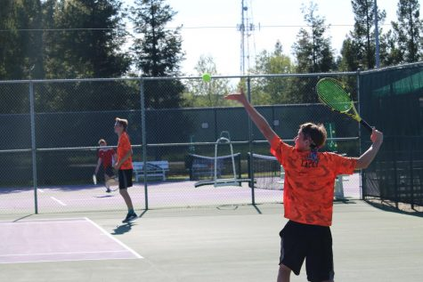 Boys tennis gets two new coaches